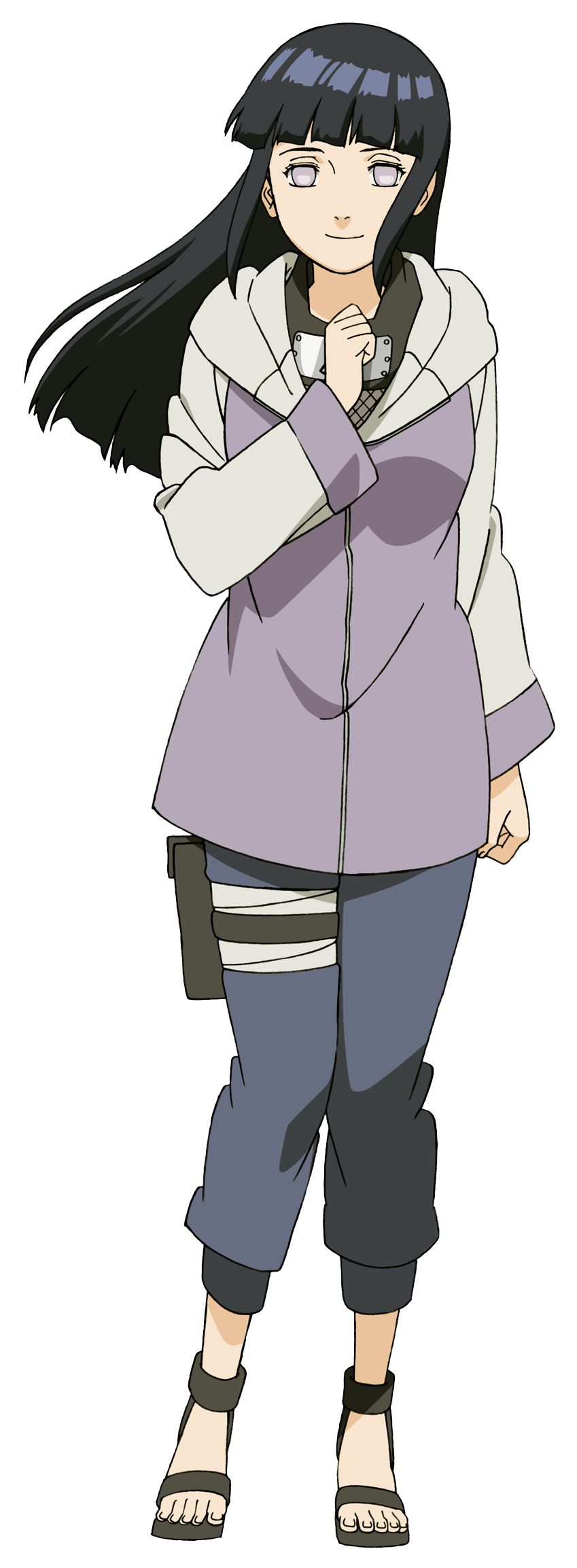 Naruto Hinata Hyuga Characters Tv Tropes