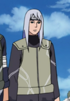 Konoha flak jacket- older version