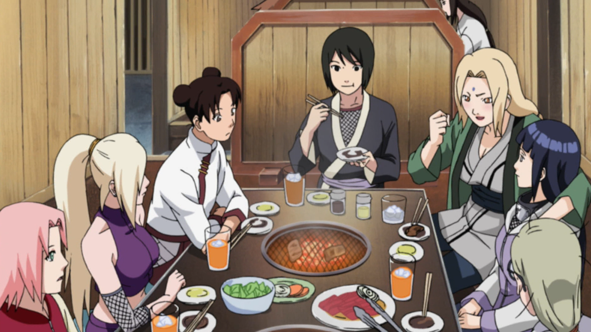 The Girls' Get-Together   Narutopedia   FANDOM powered by ...