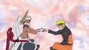B and Naruto