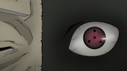 Black Zetsu's sharingan