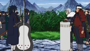 Senju and Uchiha