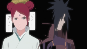 Madara and Mito