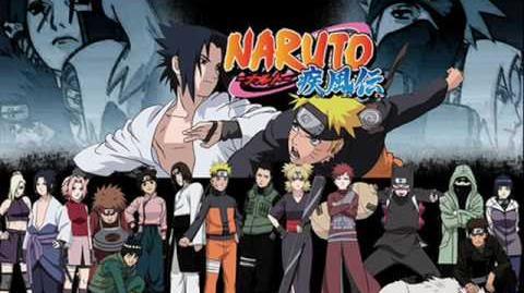 Naruto Shippuuden OST 25 Kenkonitteki