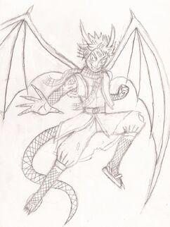 Dragon Sage Mode1