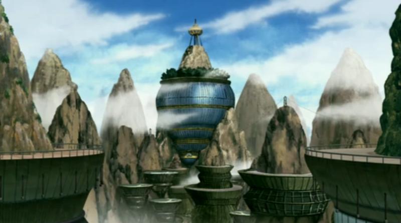 Categor a personajes de kumogakure wiki naruto oc for 5 principales villas ocultas naruto