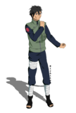 Naruto OC Noboyuki Ryuzaki By KirAlien