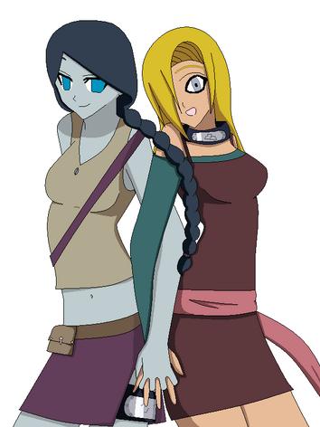 Reyna and Miki