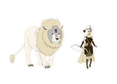 Lion Conquest