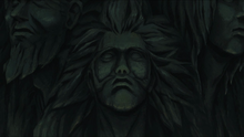 Kizashi Haruno as the Fourth Hokage