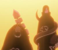 Sasori and Orochimaru
