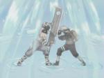 Zabuza vs Kakashi
