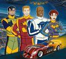 Nascar racers Wiki
