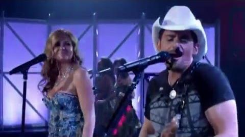 """""""Bitter Memory"""" ABC's """"Nashville"""" by Rayna James (Connie Britton) and Brad Paisley Season 1 Finale"""