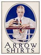 Arrow shirt 1920s