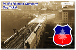 PRC Day Ticket