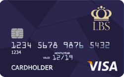 LBS credit card