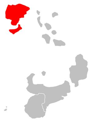 State map Clymene