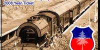 PRC Year Ticket
