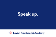 LFA Speak up