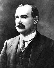 Yuri Medvedev from statue