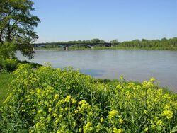 Beaver River Railway Crossing