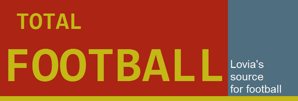 Total football header