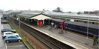 Canterbury Railway Station