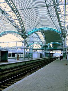 CSA Railway Station