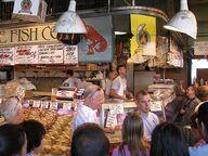 Fish markt