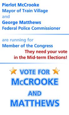 Vote McCrooke-Matthews