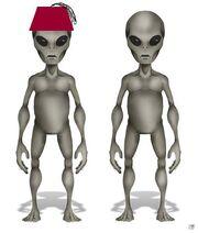 Comparison o' Aliens