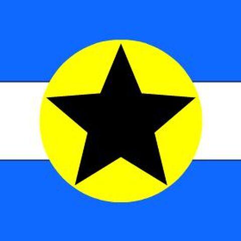 Originial Casponian Flag