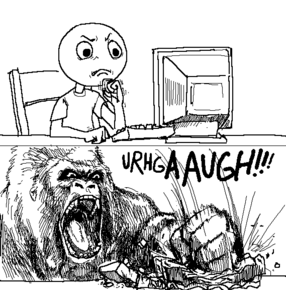 Gorilla Rage