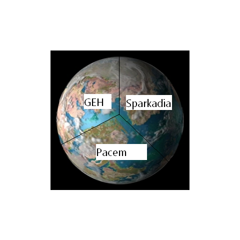 Division of Gliese 518g