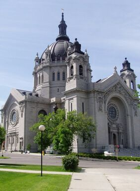 Cathedral in Minnesota