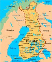 Norwegian advance