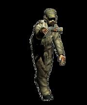 Machinegun zombie