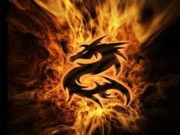 Flag of Blaze
