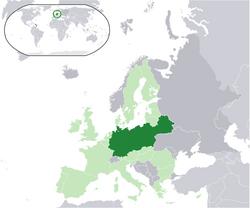 Dacara locate europe