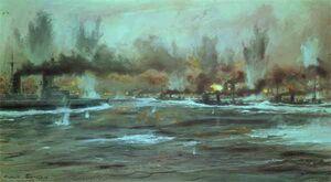 Naval Battle Gantrickburgh