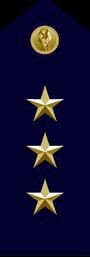 Commissario PS - Capitano CPR