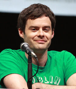 Bill Hader by Gage Skidmore