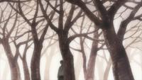 The painting with Yasaka-sama
