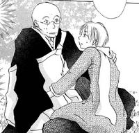 Tanuma's father appearance