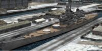 Iowa-class Battleship
