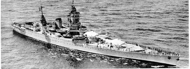 File:French Battleship Dunkerque.jpg