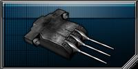 """3 x 6.1""""/60 3rd Year Type Gun"""