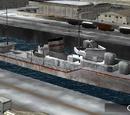 Gnevny class destroyer