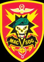 MAC-V SOG emblem